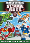 Transformers Rescue Bots Griffin Rock Rescue