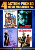 Action-Packed Movie Marathon 2 (Bulletproof/Trackdown/Bamboo Gods And Iron Men/Scorchy)