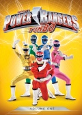 Power Rangers Turbo: Volume One