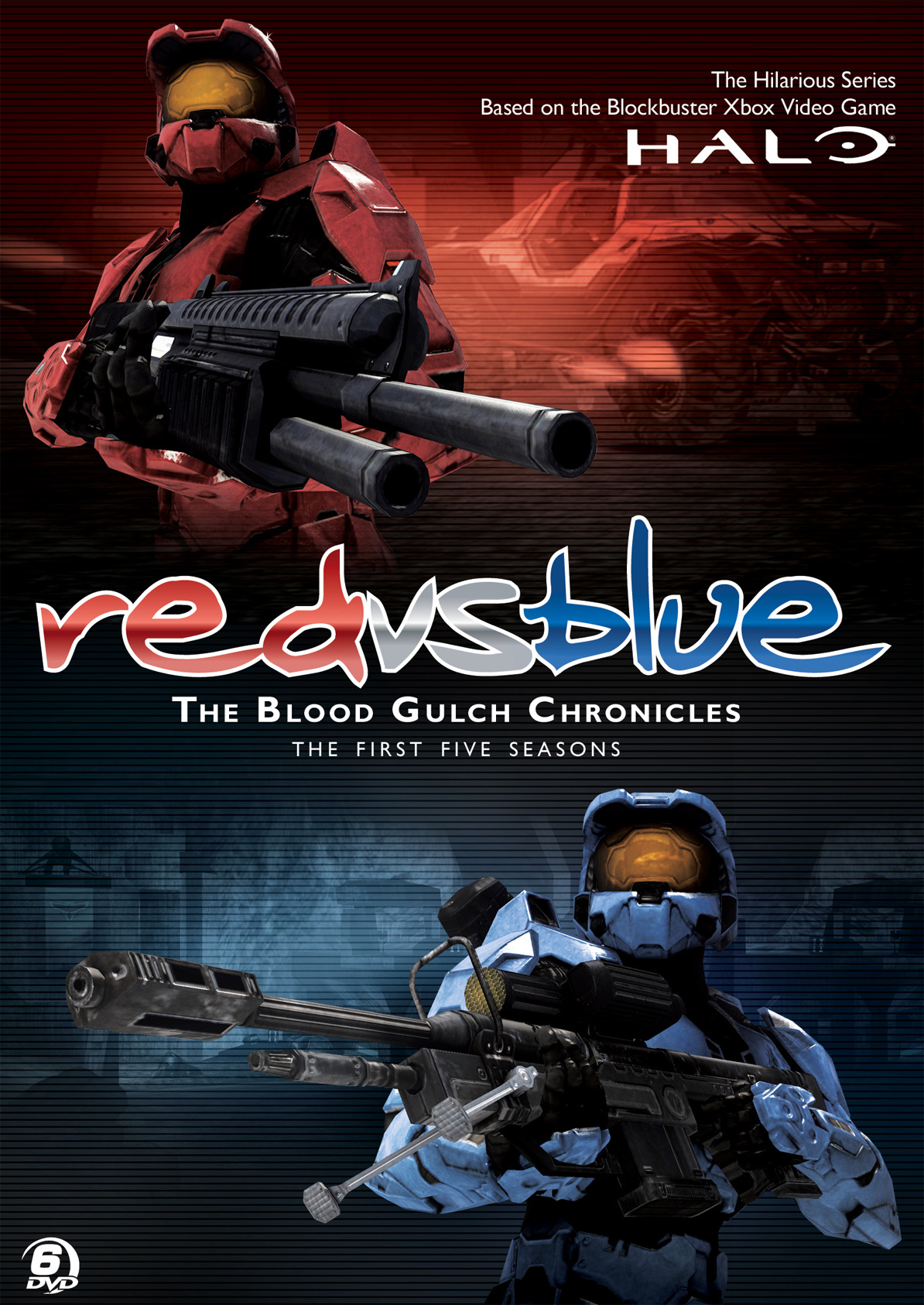 New Video Sewing Tutorial Series: Red Vs. Blue: The Blood Gulch Chronicles: The First Five