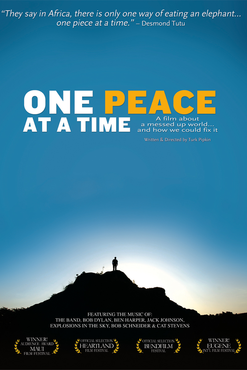 One Peace At A Time New Video Digital Cinedigm