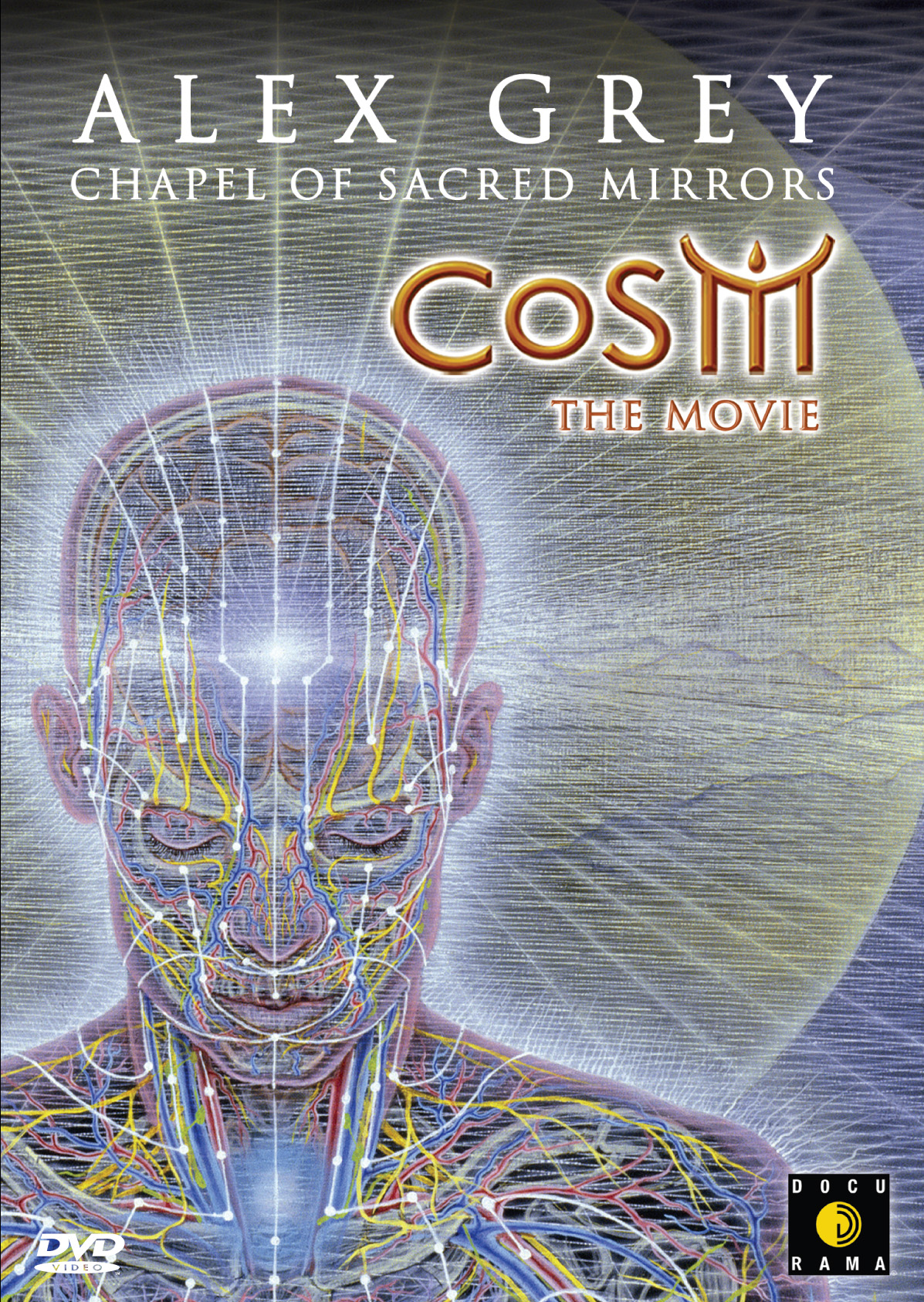 Alex Grey and the Chapel of Sacred Mirrors: CoSM the Movie ...