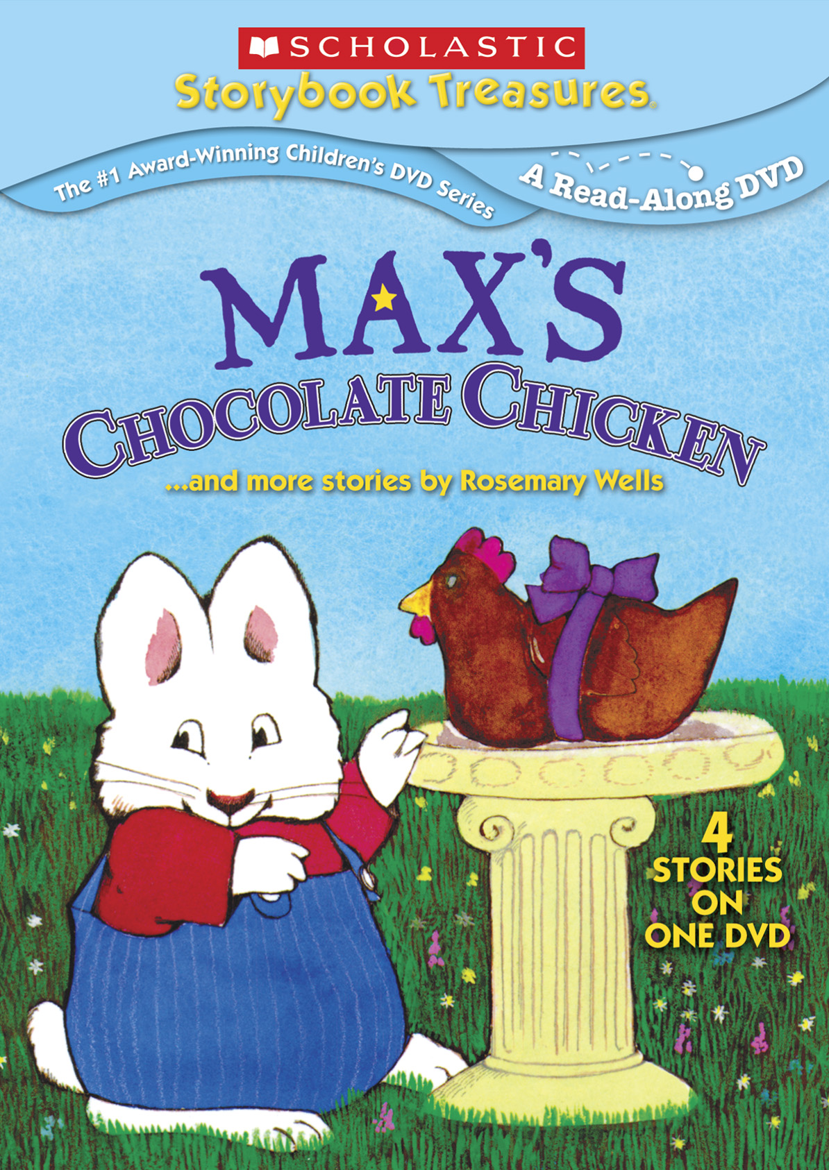 Max S Chocolate Chicken And More Stories By Rosemary Wells