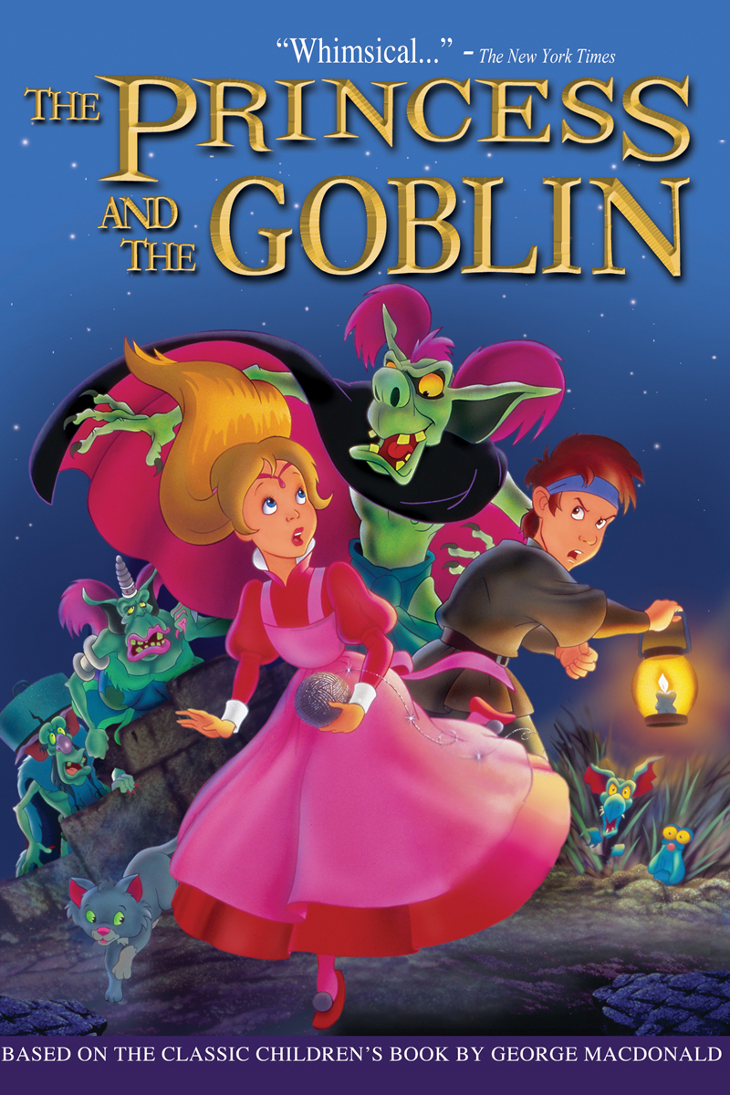 The Princess And The Goblin New Video Digital Cinedigm