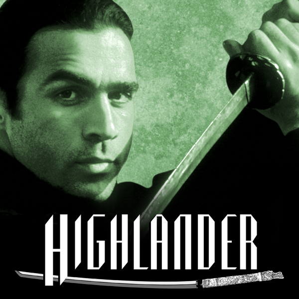 highlander  season 1 - new video digital