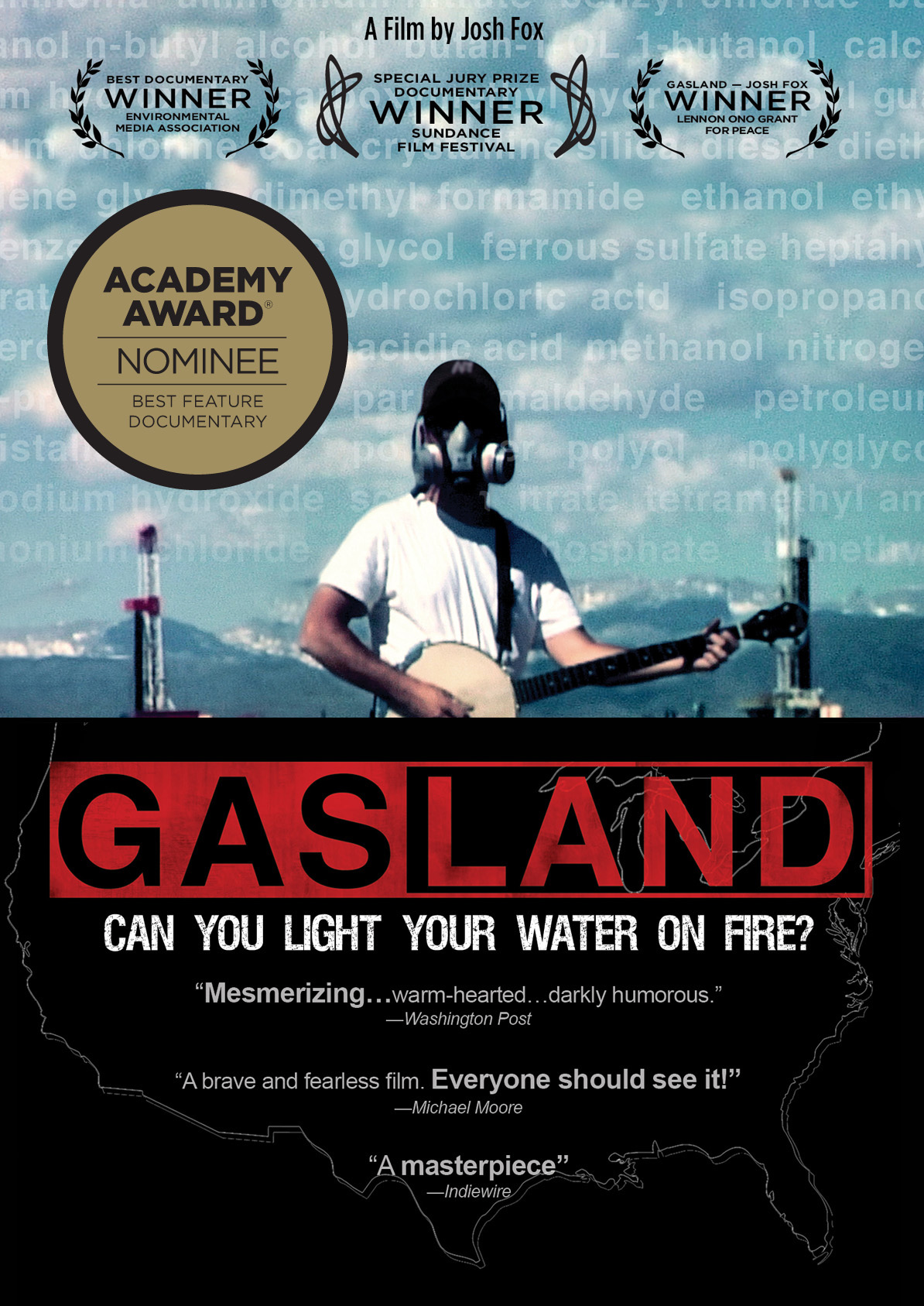 """New Video Sewing Tutorial Series: """"GASLAND"""" Partners With New Video For DVD And Digital"""