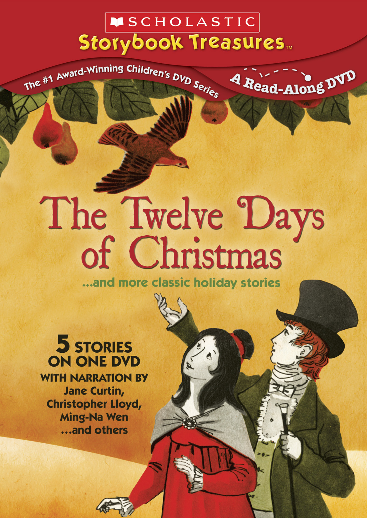 the twelve days of christmasand more classic holiday stories - Classic Christmas Stories
