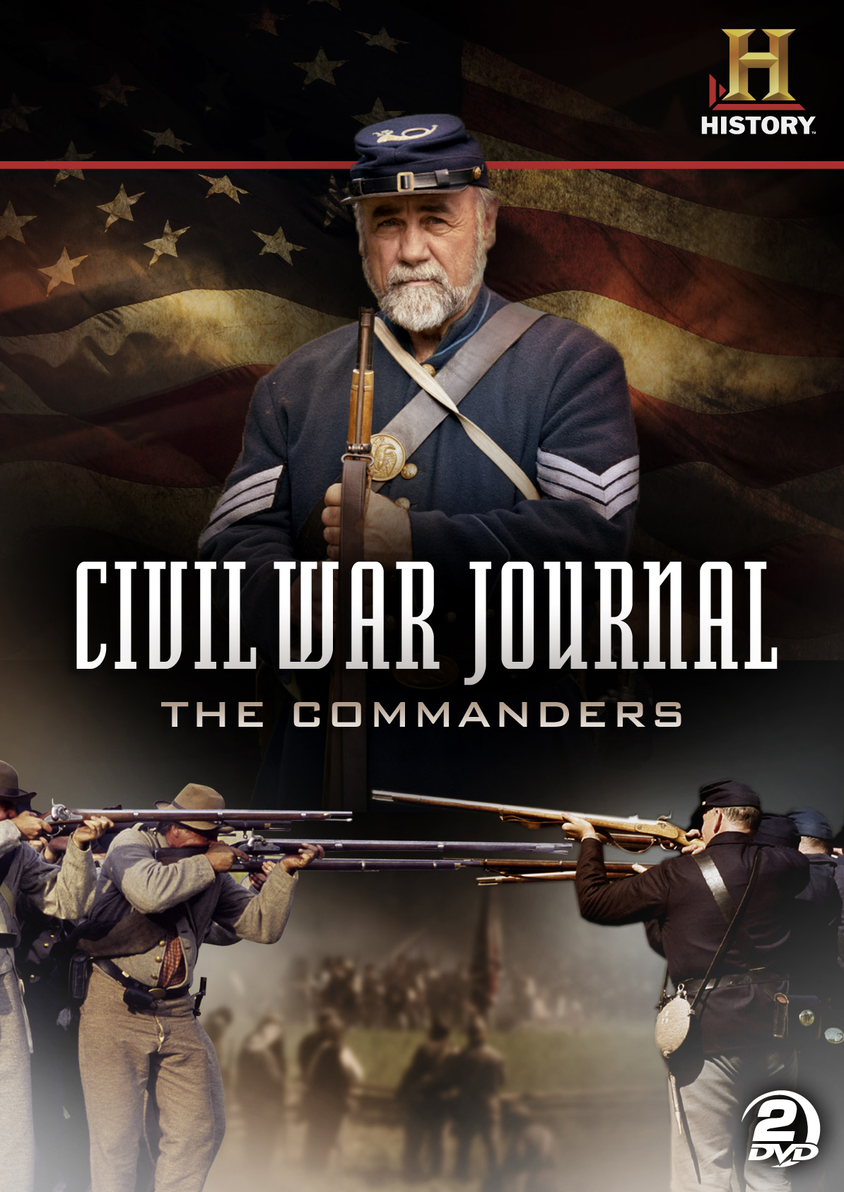 Civil War Journal: Commanders movie