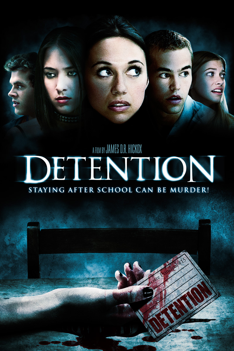 Detention (2013) Best movie posters, Wanted movie