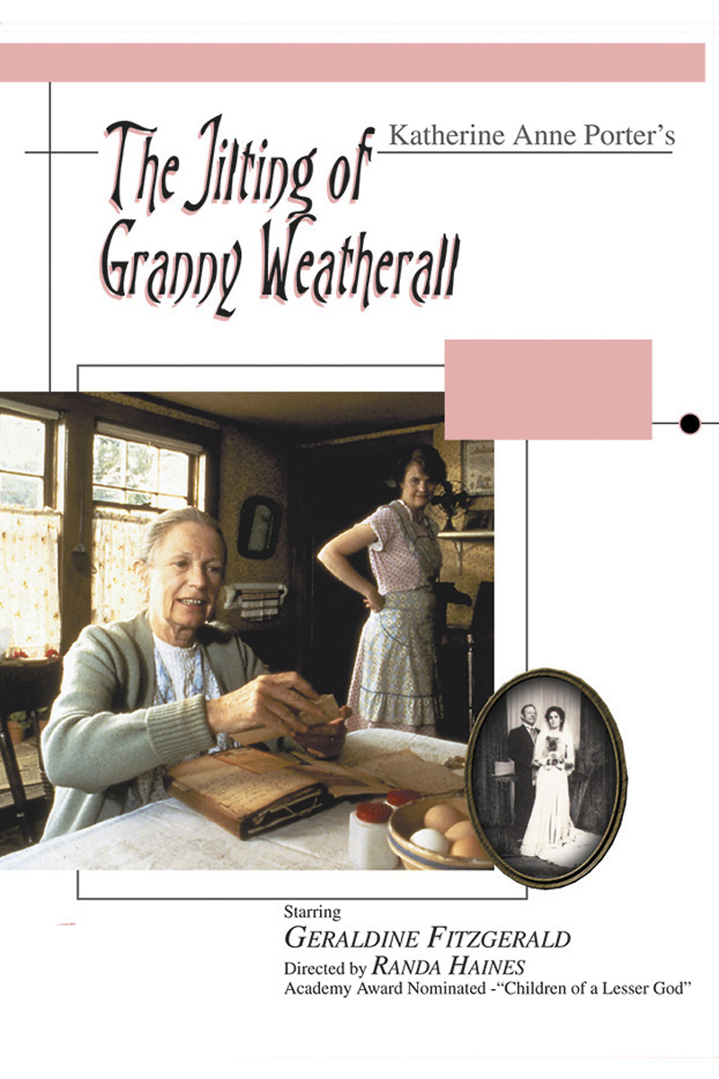 """an analysis of katherine anne porters the jilting of granny weatherall How katherine anne porter perfected herself  a life devoted to growth, let alone  self-analysis or compassion for others  heard, also haunts """"the jilting of  granny weatherall,"""" the other great story in """"flowering judas."""