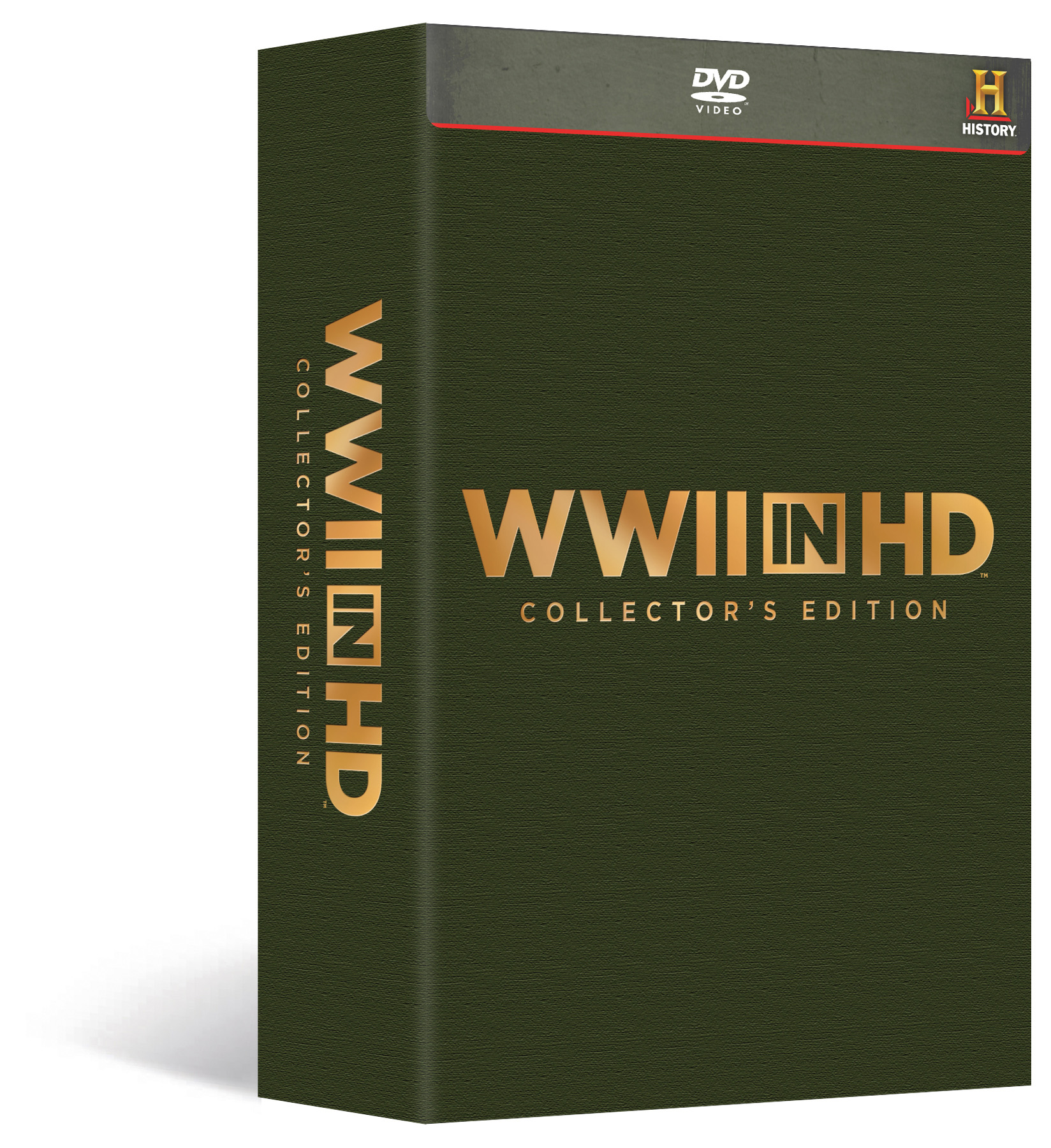 WWII in HD (Collector's Edition) movie