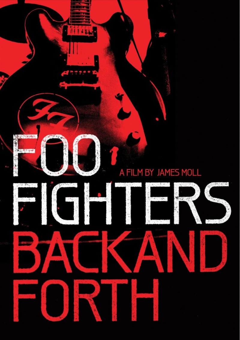 foo fighters movie back and forth relationship
