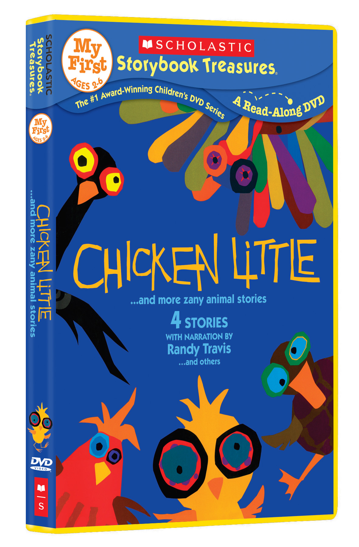 chicken little u2026and more zany animal stories