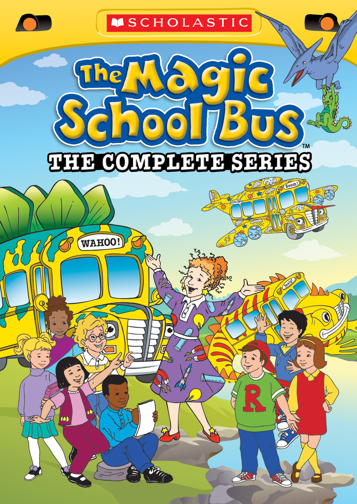 The magic school bus the complete series scholastic for Magic school bus ocean floor full episode