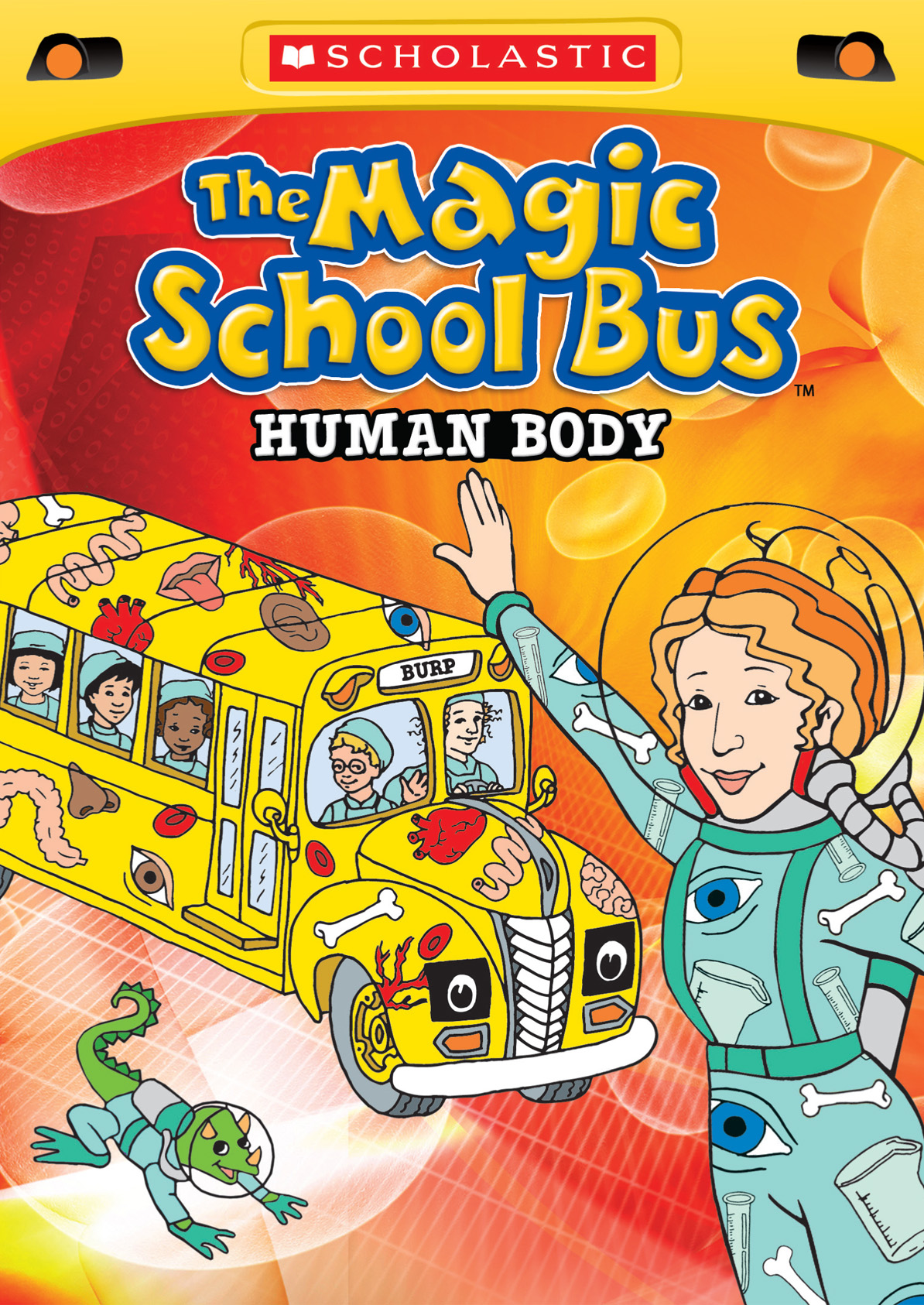 Magic School Bus For Lunch The Magic School Bus Human