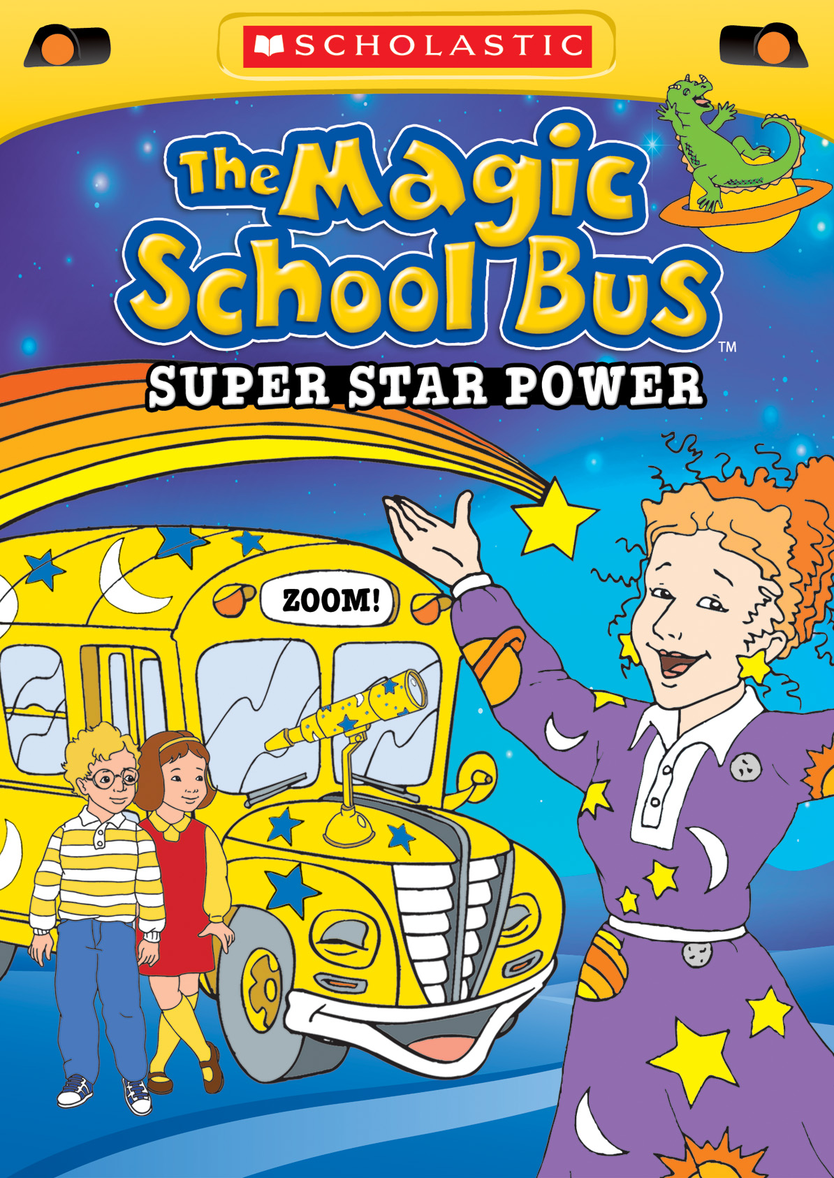 The magic school bus super star power scholastic for Magic school bus ocean floor full episode
