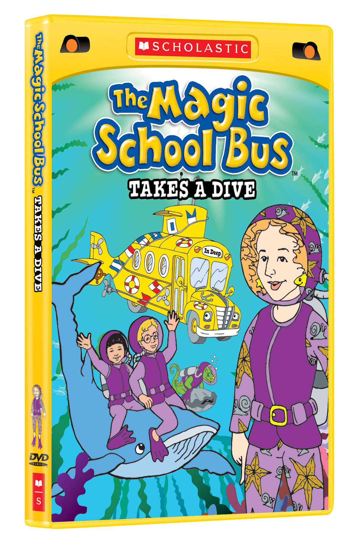 Magic School Bus For Lunch The Magic School Bus Takes a