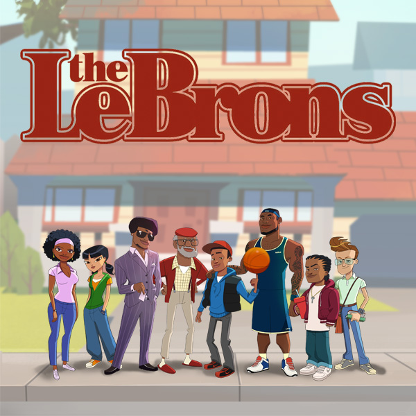 The LeBrons - New Video Digital - Cinedigm Entertainment