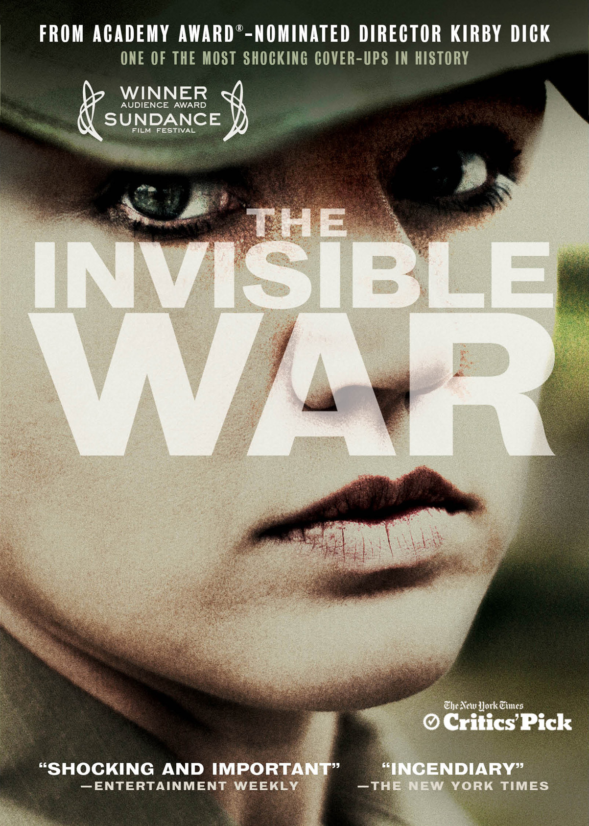 """the invisible war The documentary """"the invisible war"""" premiered last week at sundance, and it is  already bringing much needed attention to the problem of rape."""