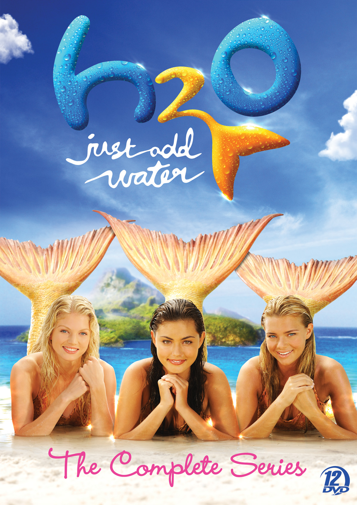 h2o just add water the complete series flatiron film