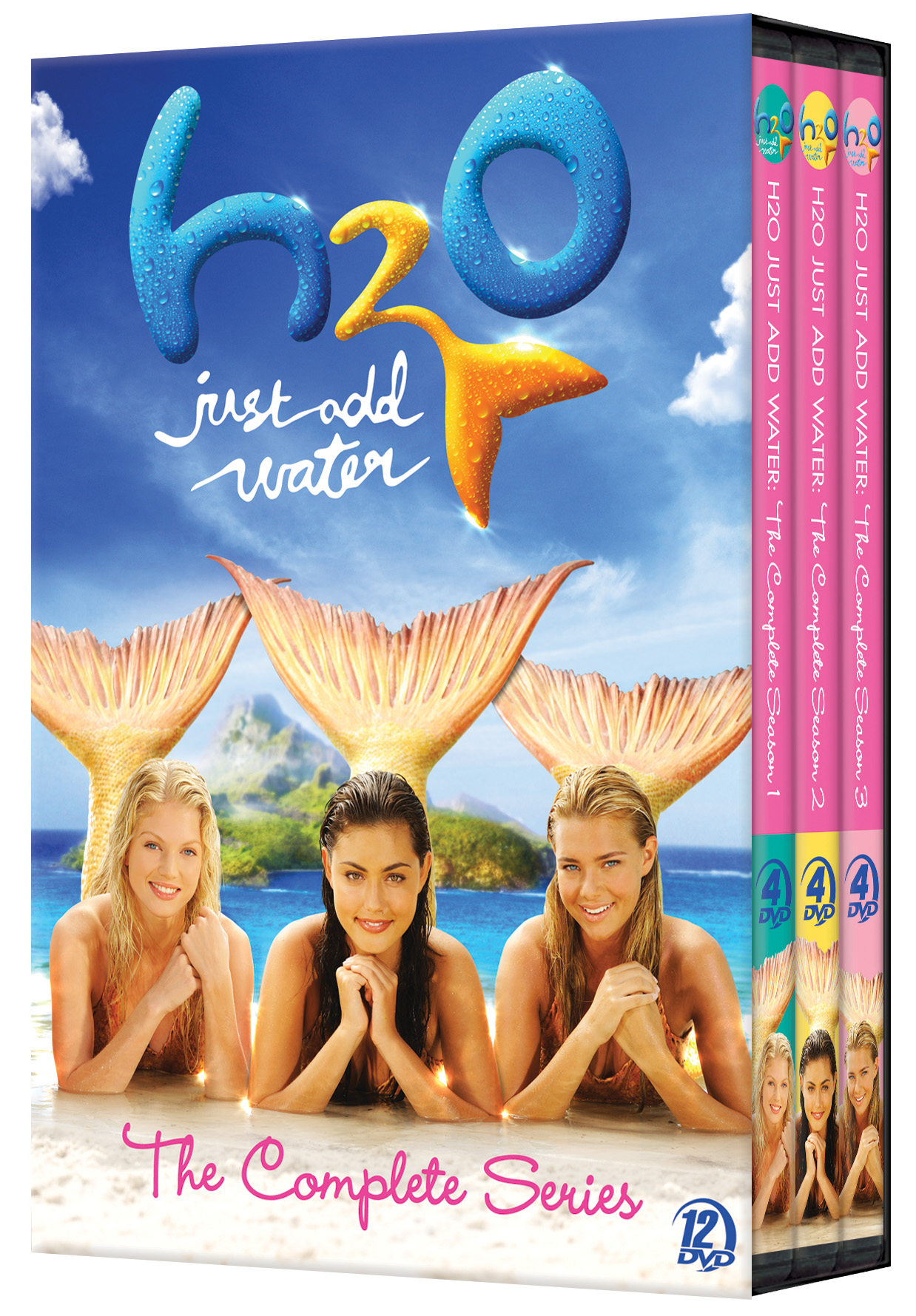 H2O: Just Add Water: The Complete Series - Flatiron Film