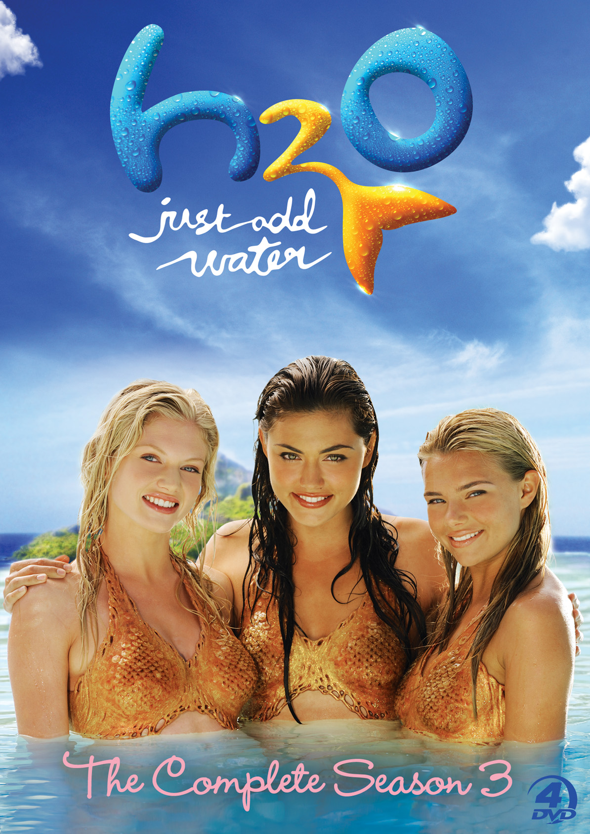 H2O: Just Add Water: The Complete Season 3 - Flatiron Film ...