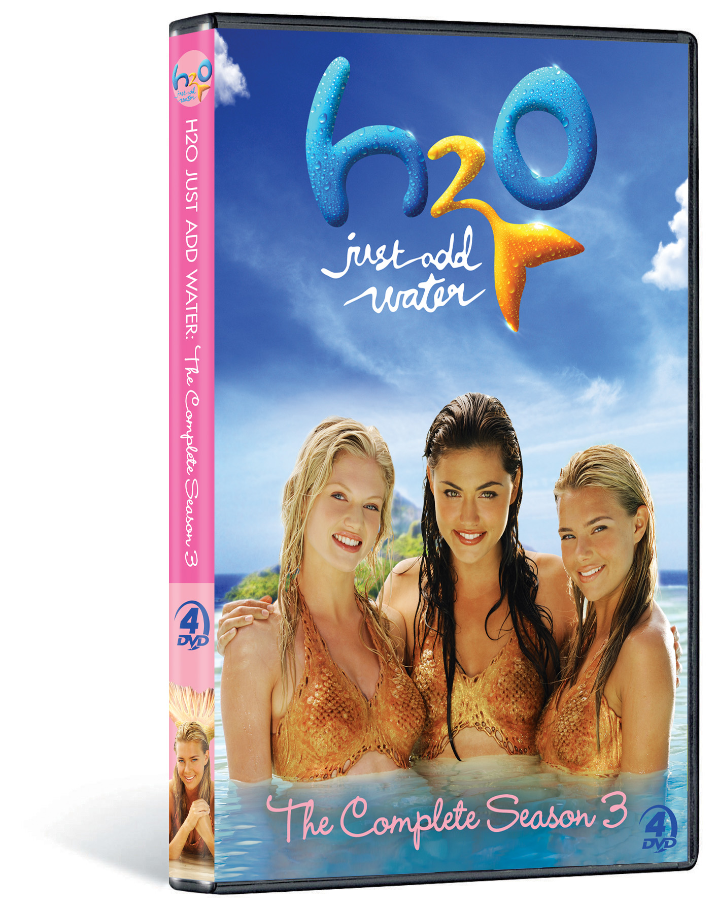 H2O Just Add Water The  H2o Just Add Water Season 5 The Movie