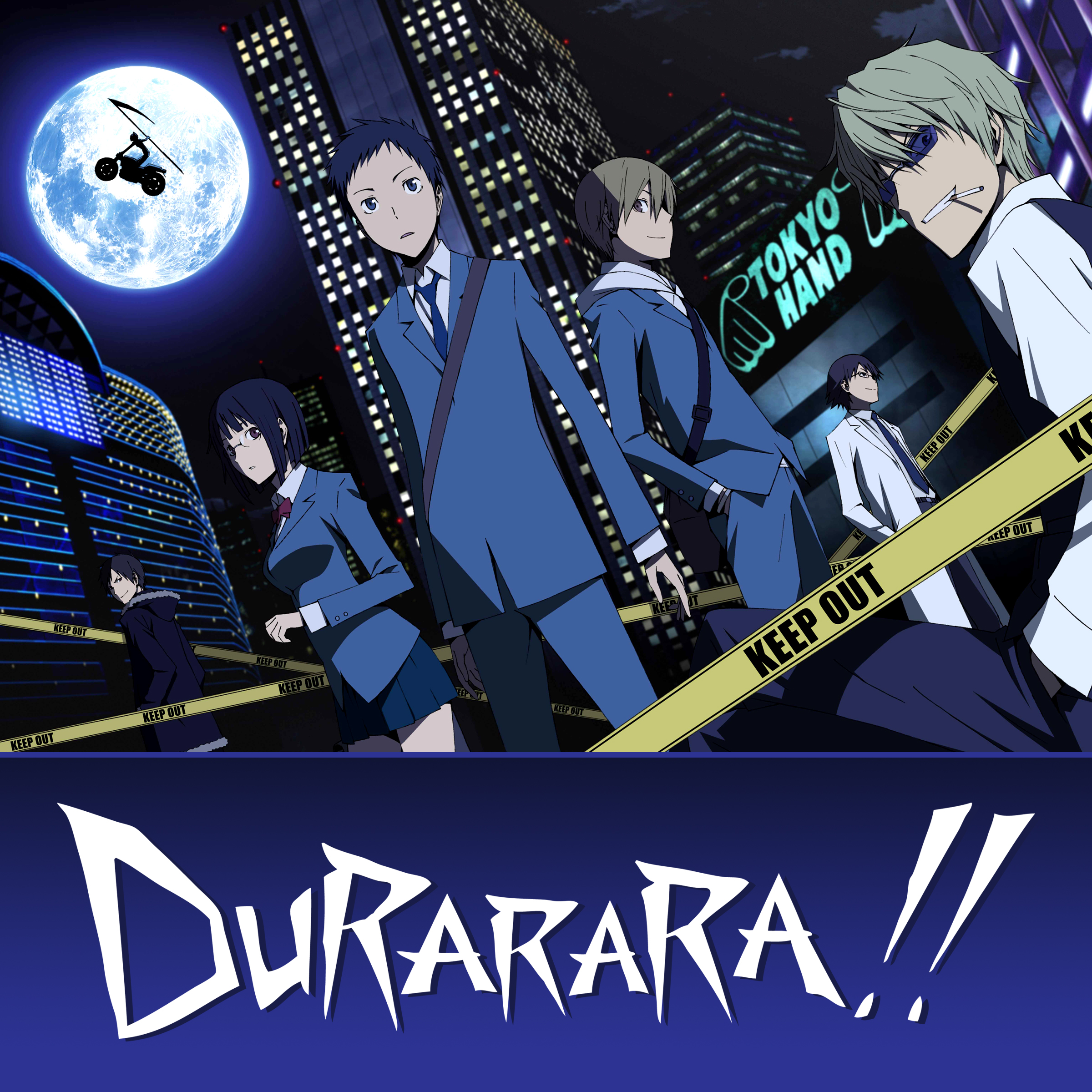 Durarara!! - New Video Digital - Cinedigm Entertainment