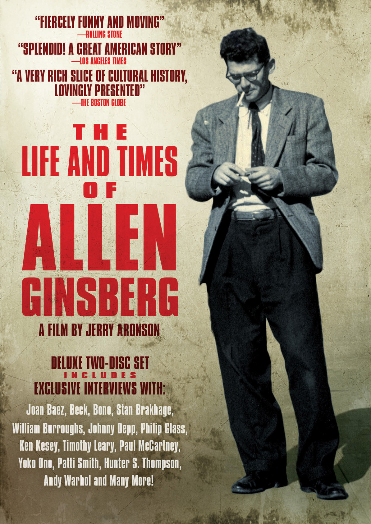 the life and career of allen ginsburg A conversation with justice ruth bader ginsburg--the  discuss her life and career justice ginsburg was named one  a conversation with danielle allen.