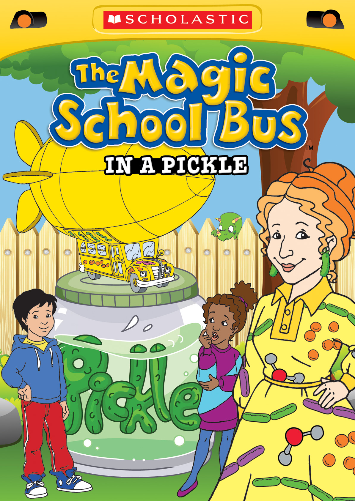 magic school bus The magic school bus is the latest childhood favorite to make a comeback, with kate mckinnon hopping behind the wheel of netflix's newest children's.