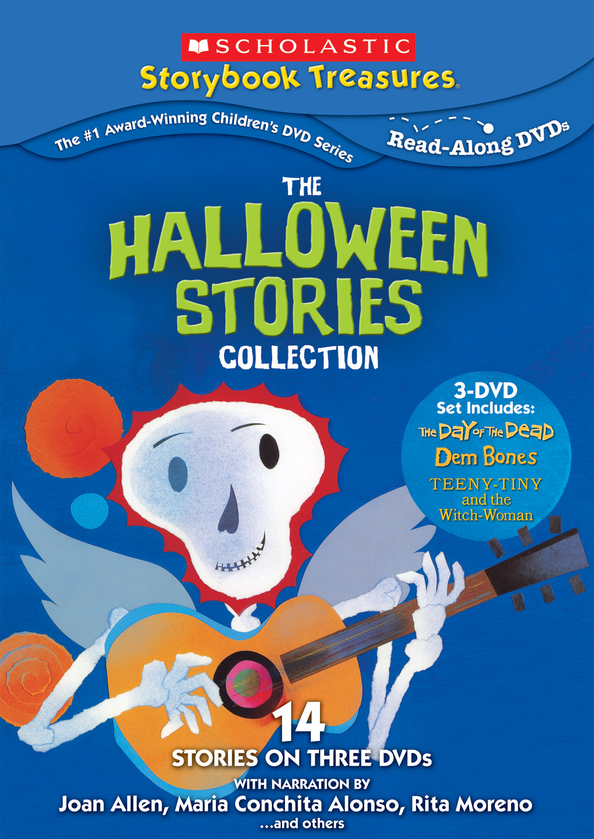 the halloween stories collection volume 2 - holiday - cinedigm