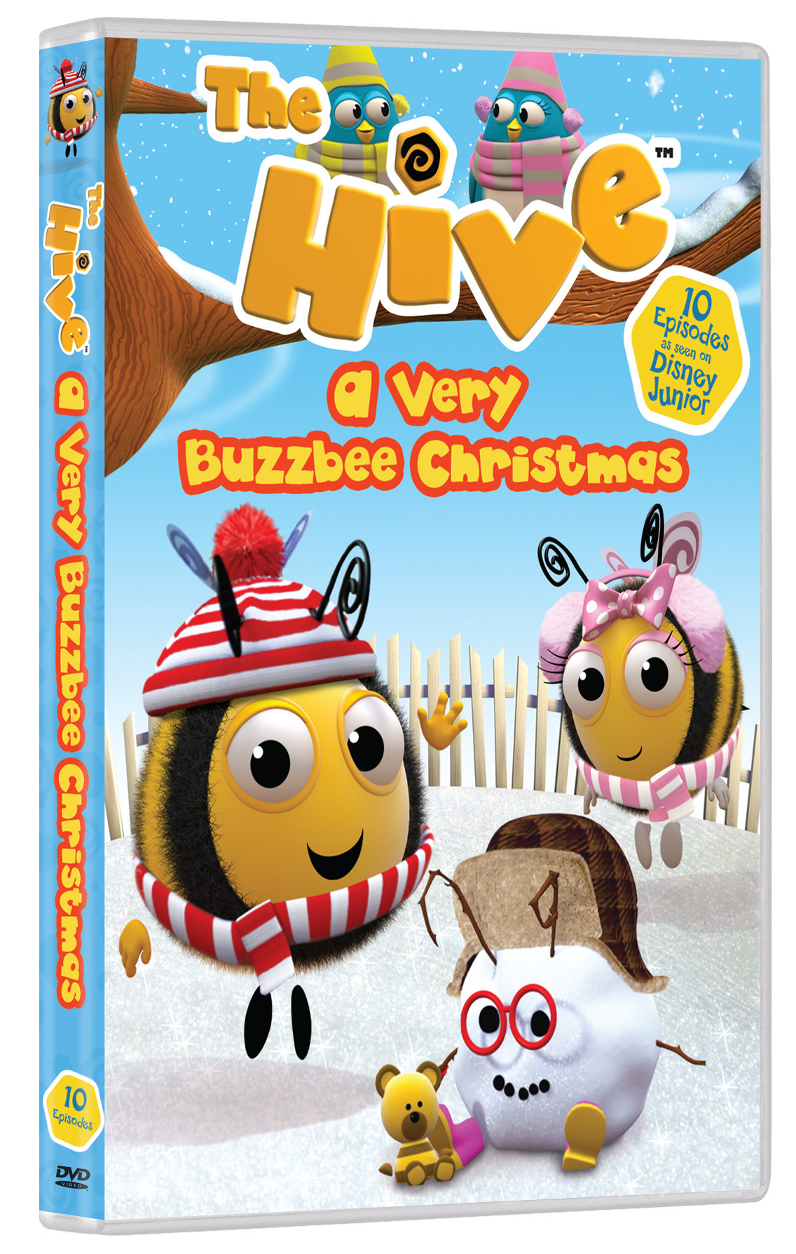 The Really Big Pix Collection Of Famous Mustaches: The Hive: A Very Buzzbee Christmas