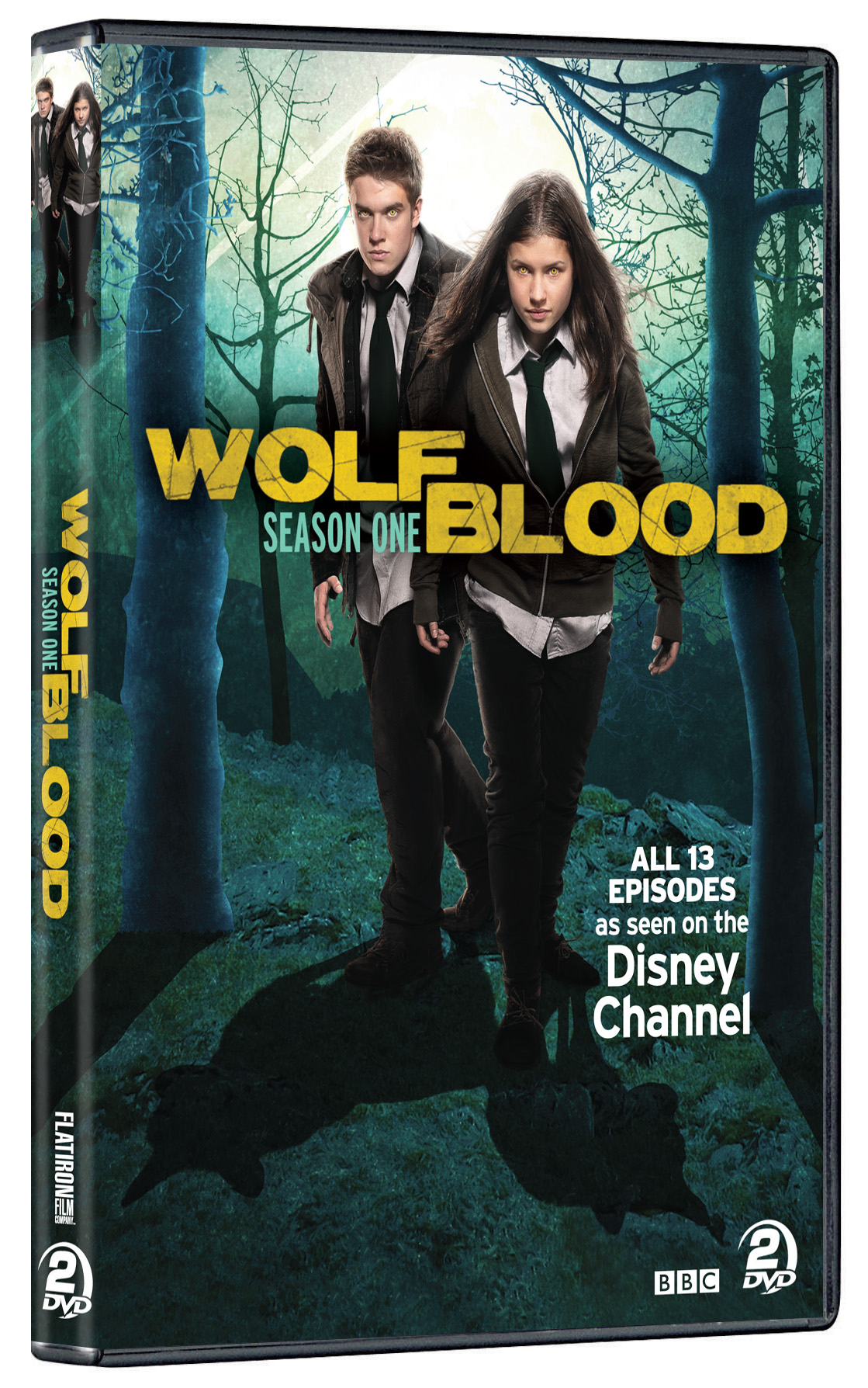 Wolfblood Season 1 Flatiron Film Company Cinedigm