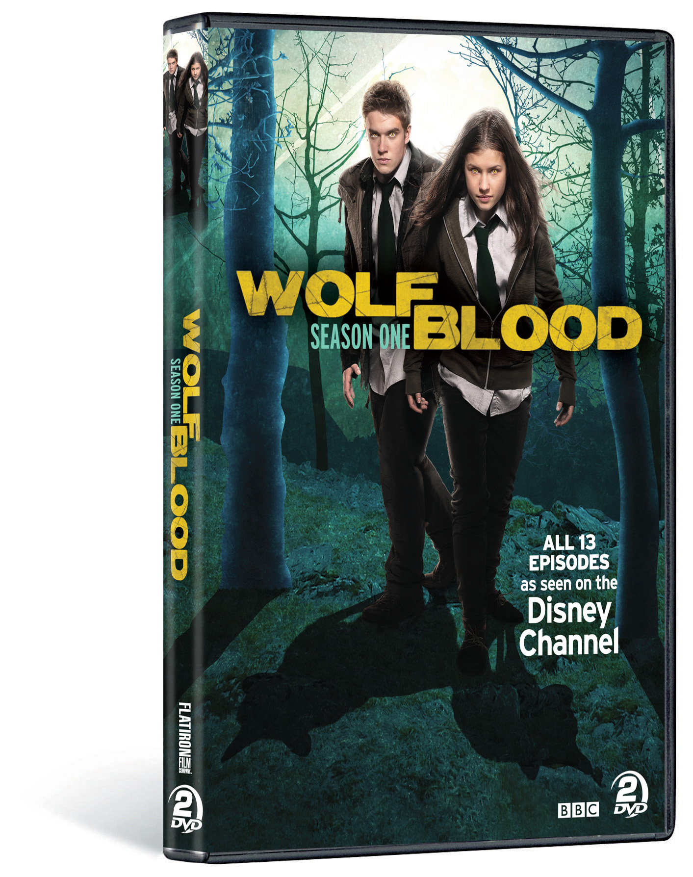wolfblood season 1