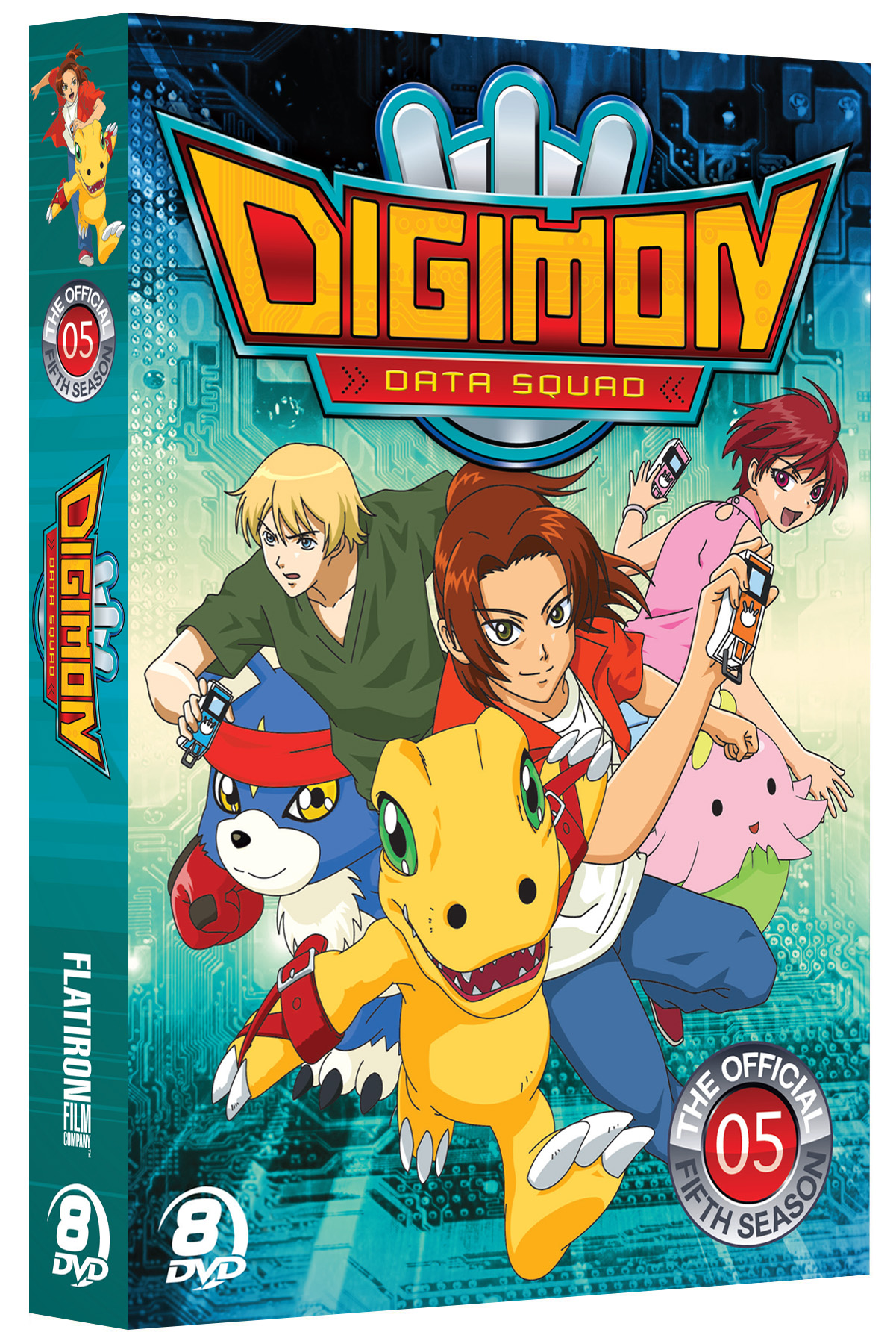 Digimon Data Squad (Se...