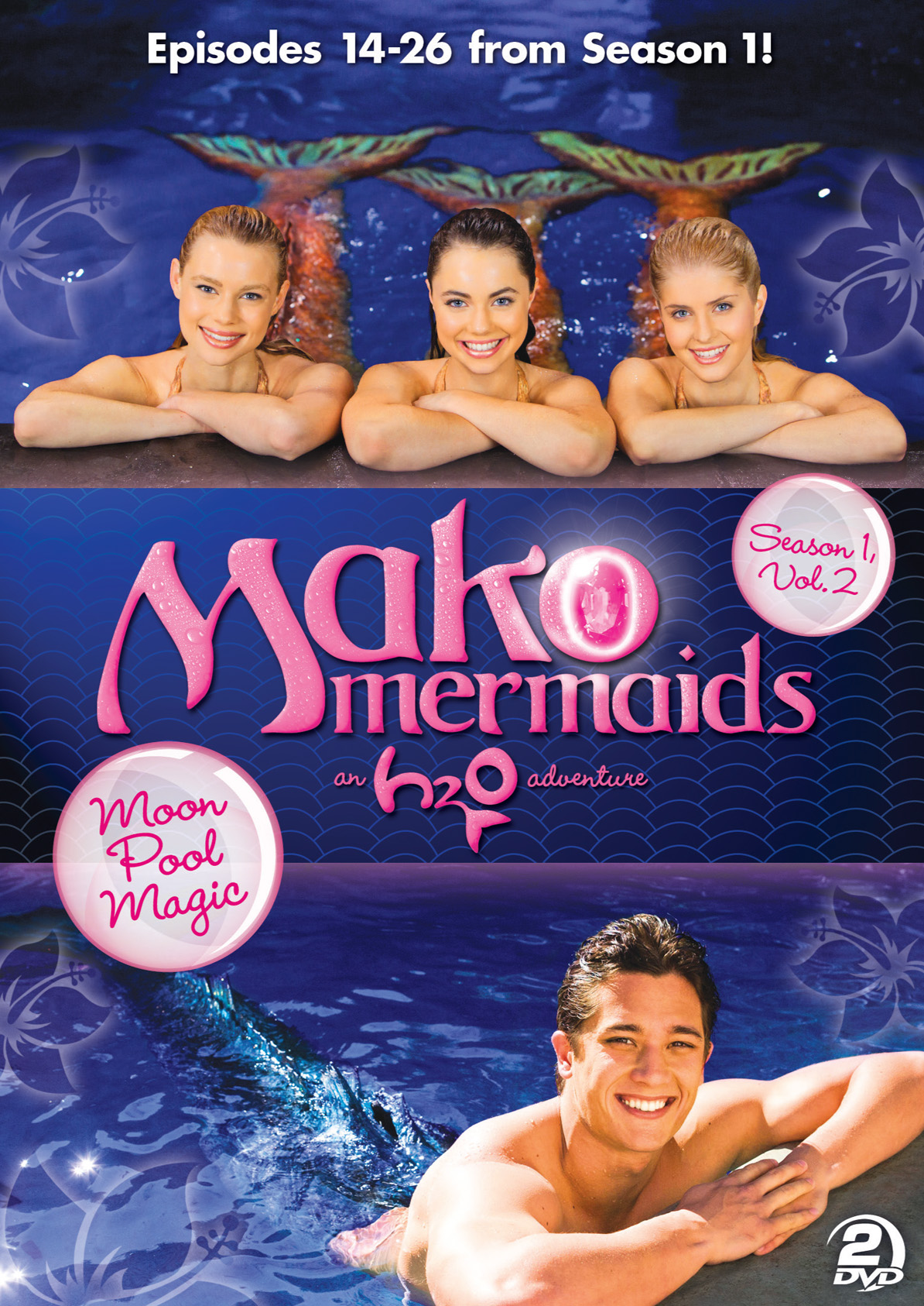 Mako mermaids an h2o adventure season 1 vol 2 moon for H2o season 2