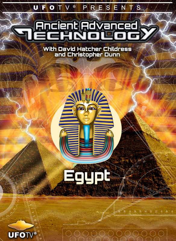 New Video Sewing Tutorial Series: UFOTV Presents Ancient Advanced Technology In Egypt