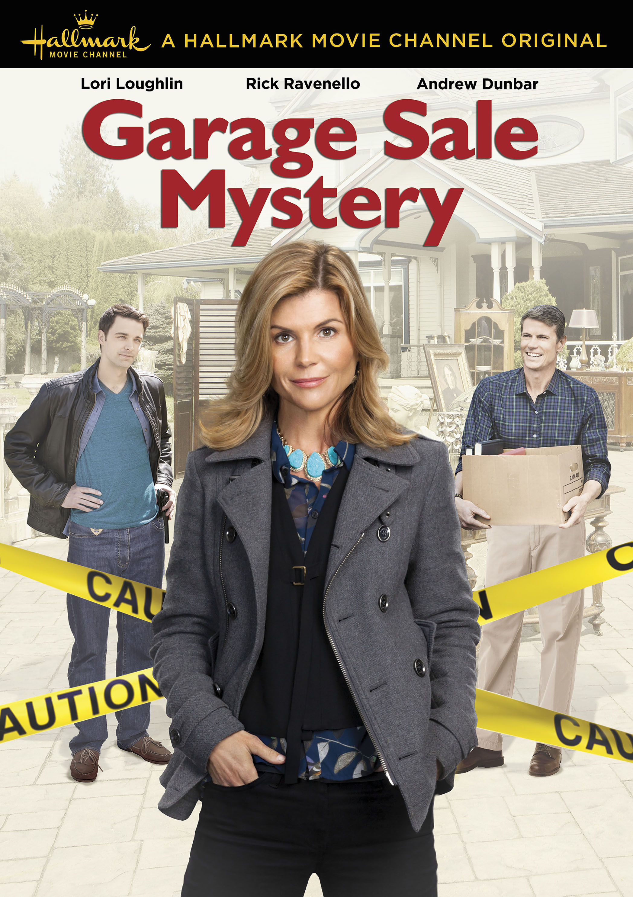 Garage Sale Mystery - Hallmark - Cinedigm Entertainment