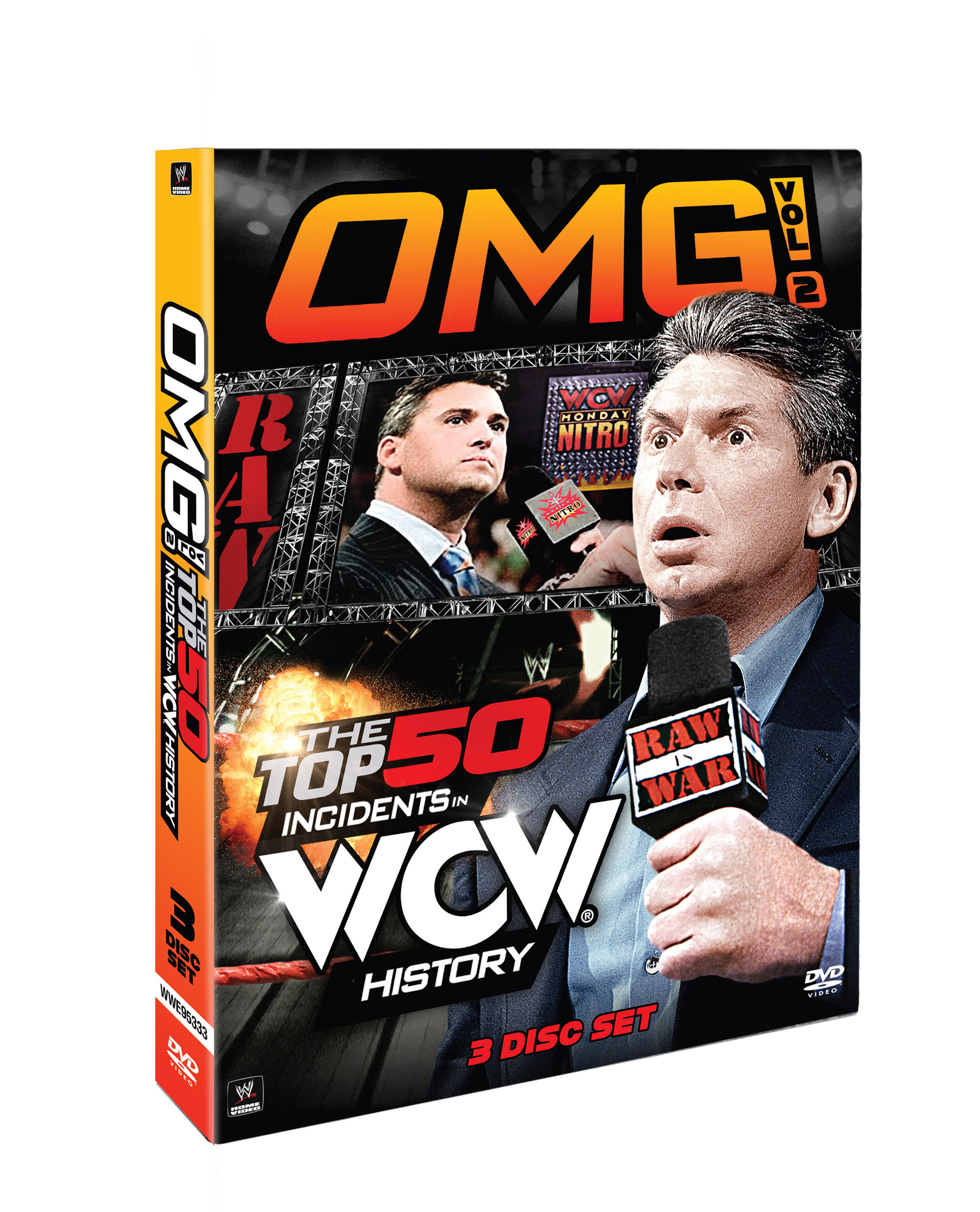 OMG! Volume 2 – The Top 50 Incidents in WCW History - WWE ...