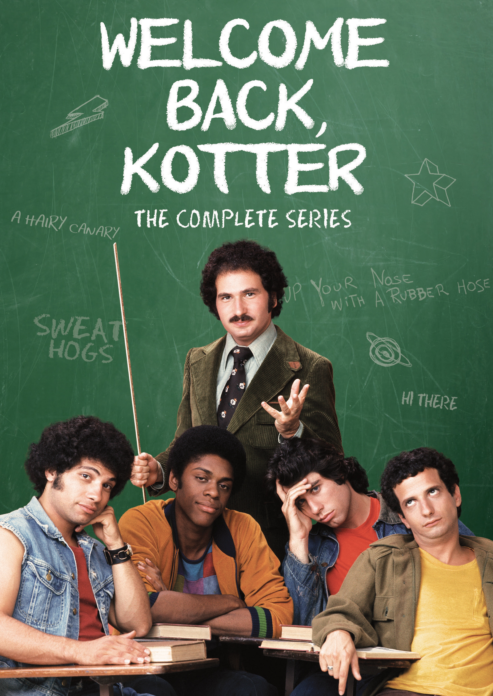 language show 3 15 85 with los angeles welcome back kotter the complete series shout factory