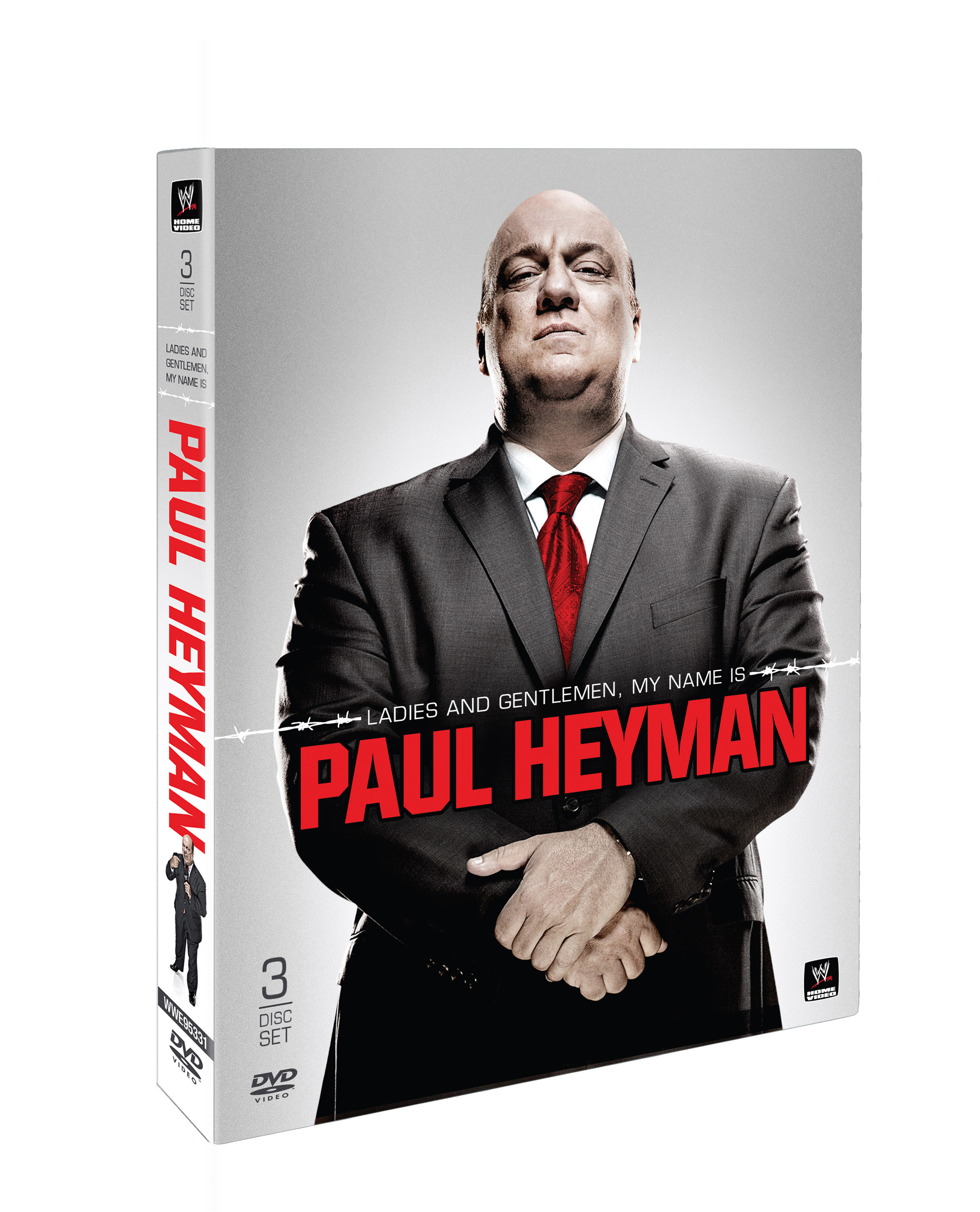 Ladies and Gentlemen, My Name is Paul Heyman - WWE - Cinedigm ...