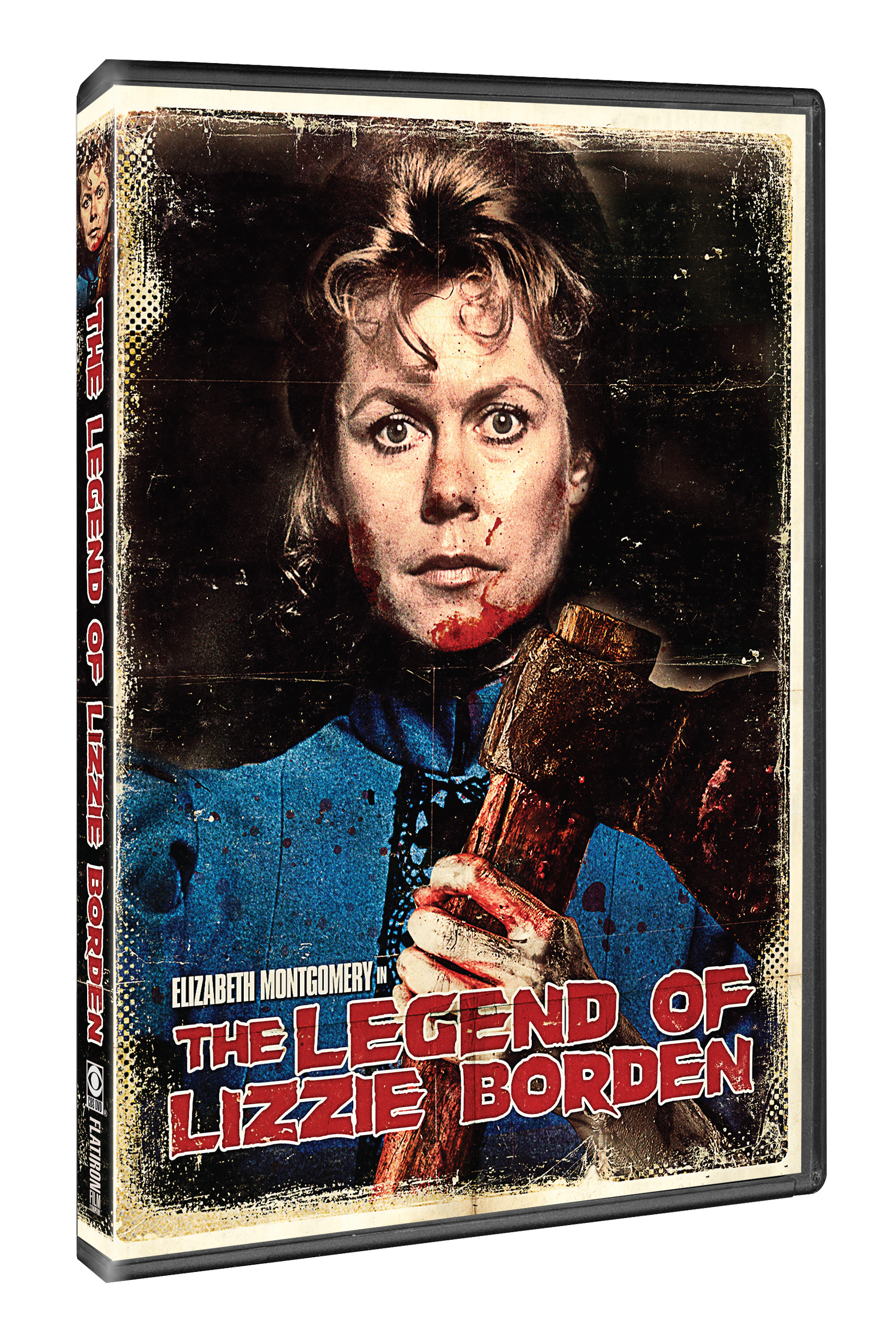 The Legend Of Lizzie Borden Flatiron Film Company