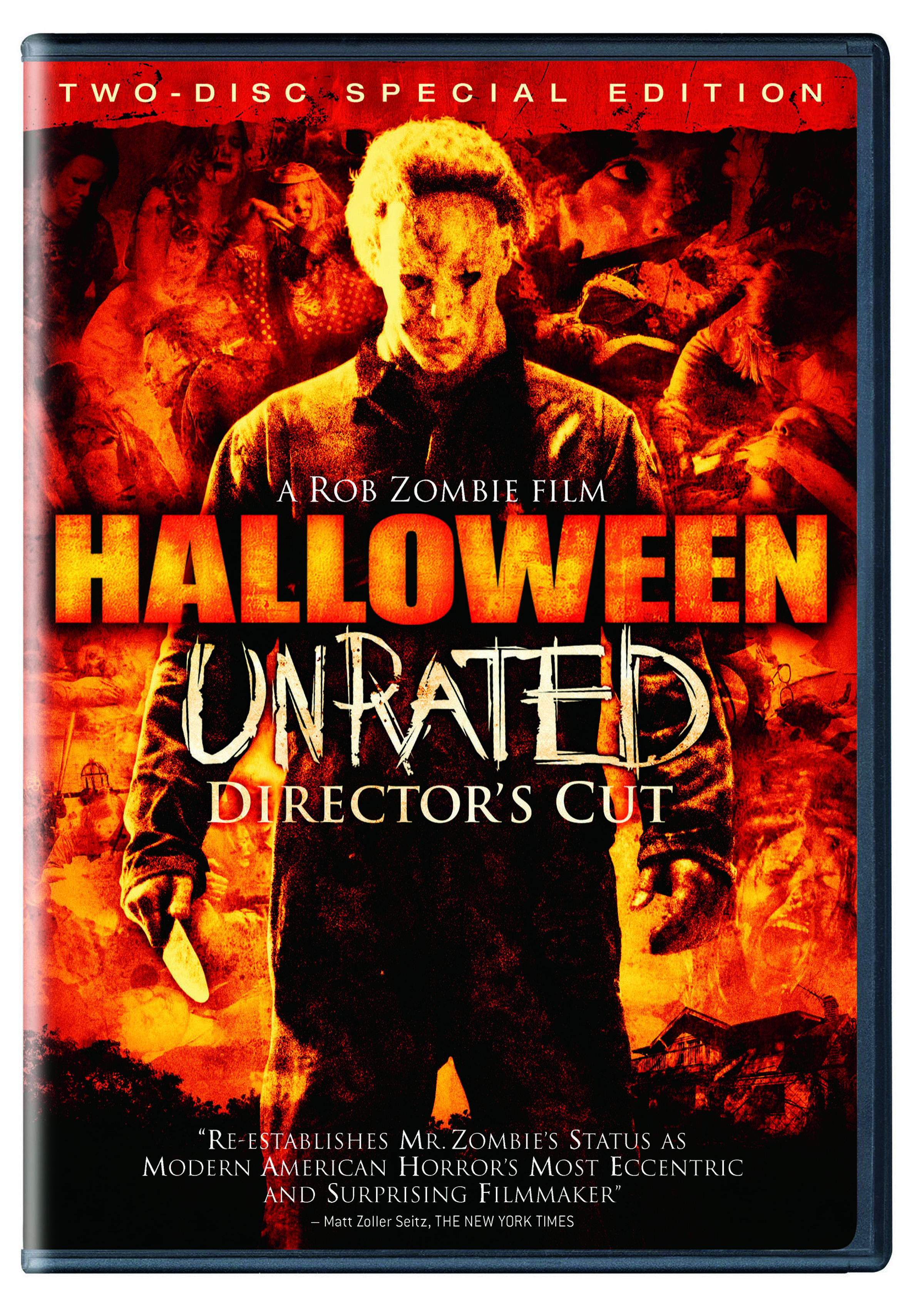 Halloween Unrated Director's Cut (Single Disc) - The