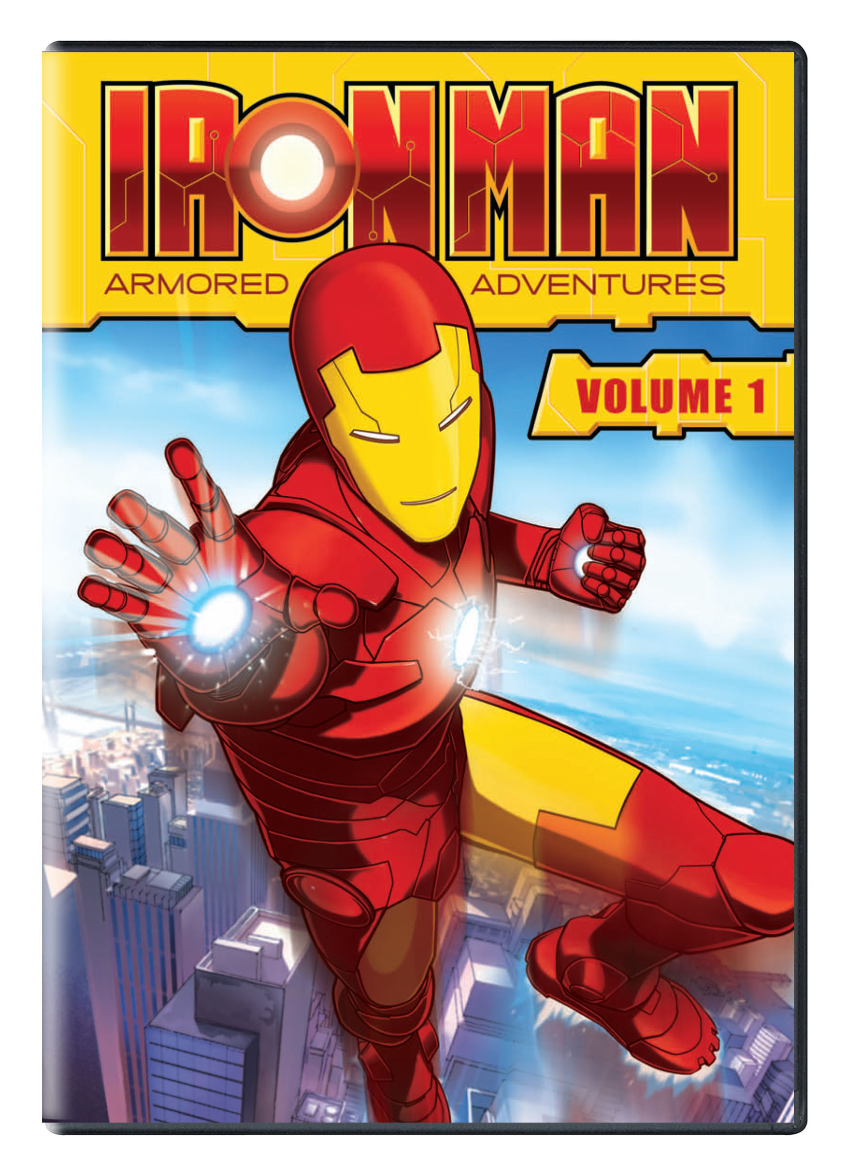 Iron Man Armored Adventures Volume 1 Marvel Animation