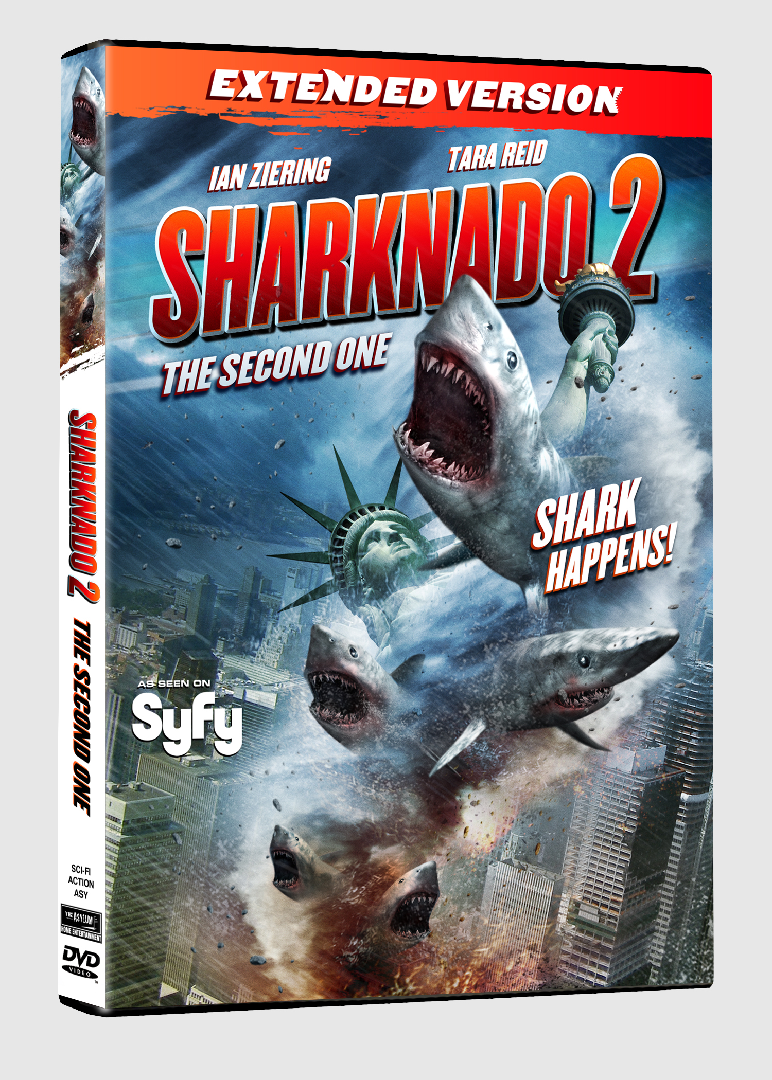 Sharknado 2 - The Asyl...
