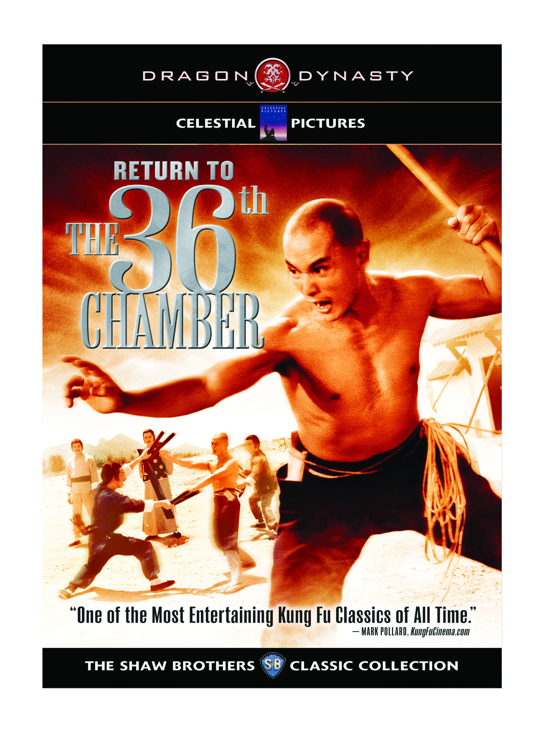 Return to the 36th chamber the weinstein company for 1980 floor show dvd