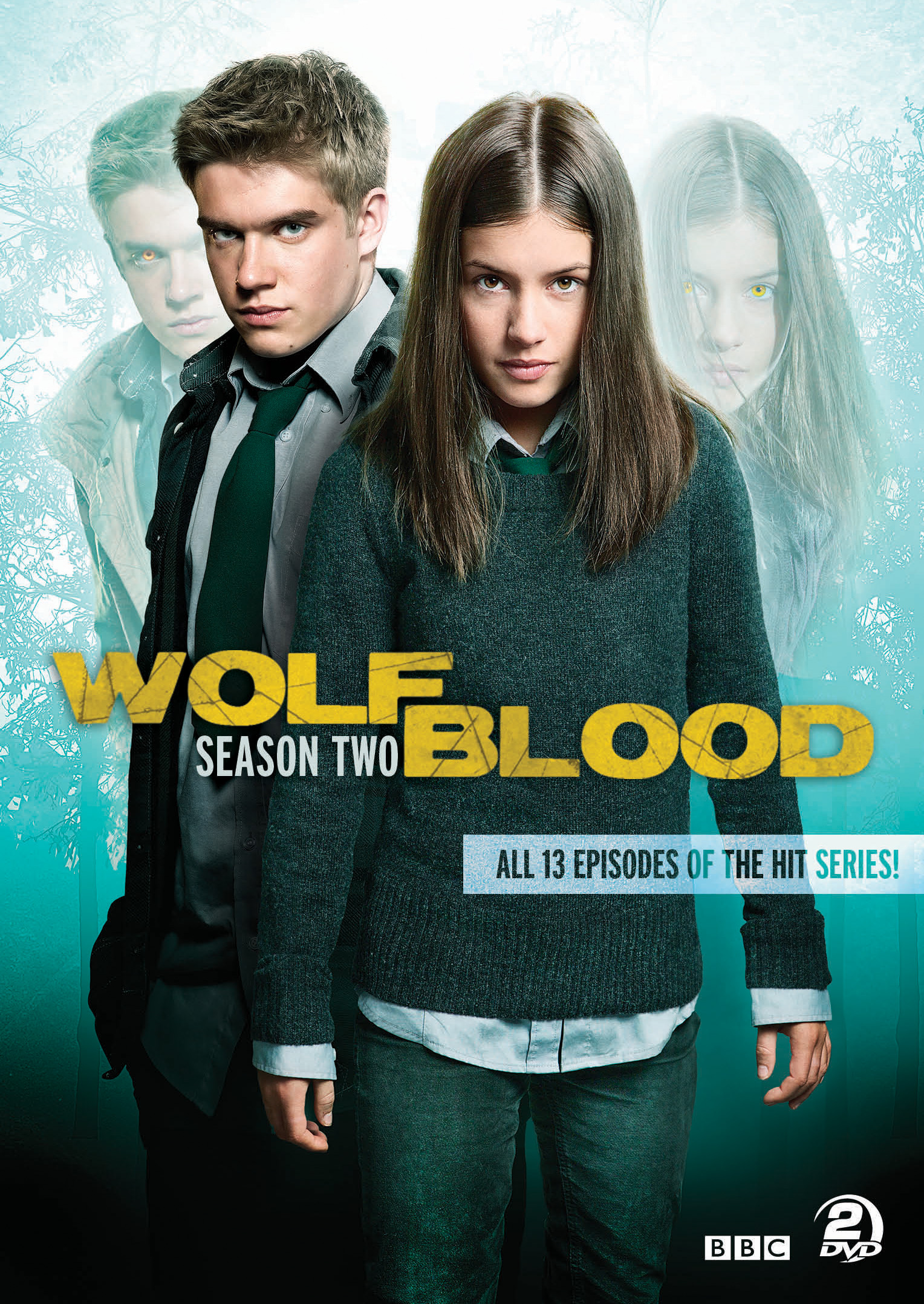 Wolfblood: Season 2 - ... Upcoming Movie Posters 2014