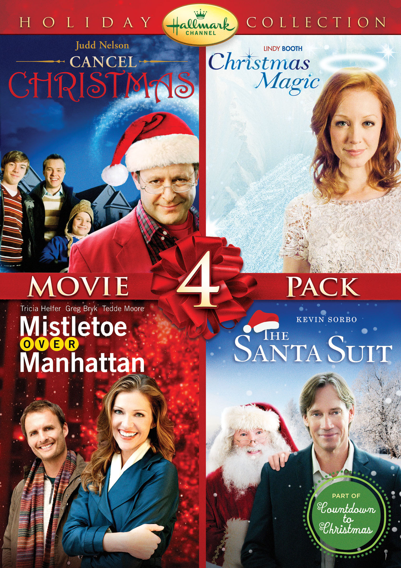Hallmark Holiday Collection 2 (Cancel Christmas, Christmas Magic ...
