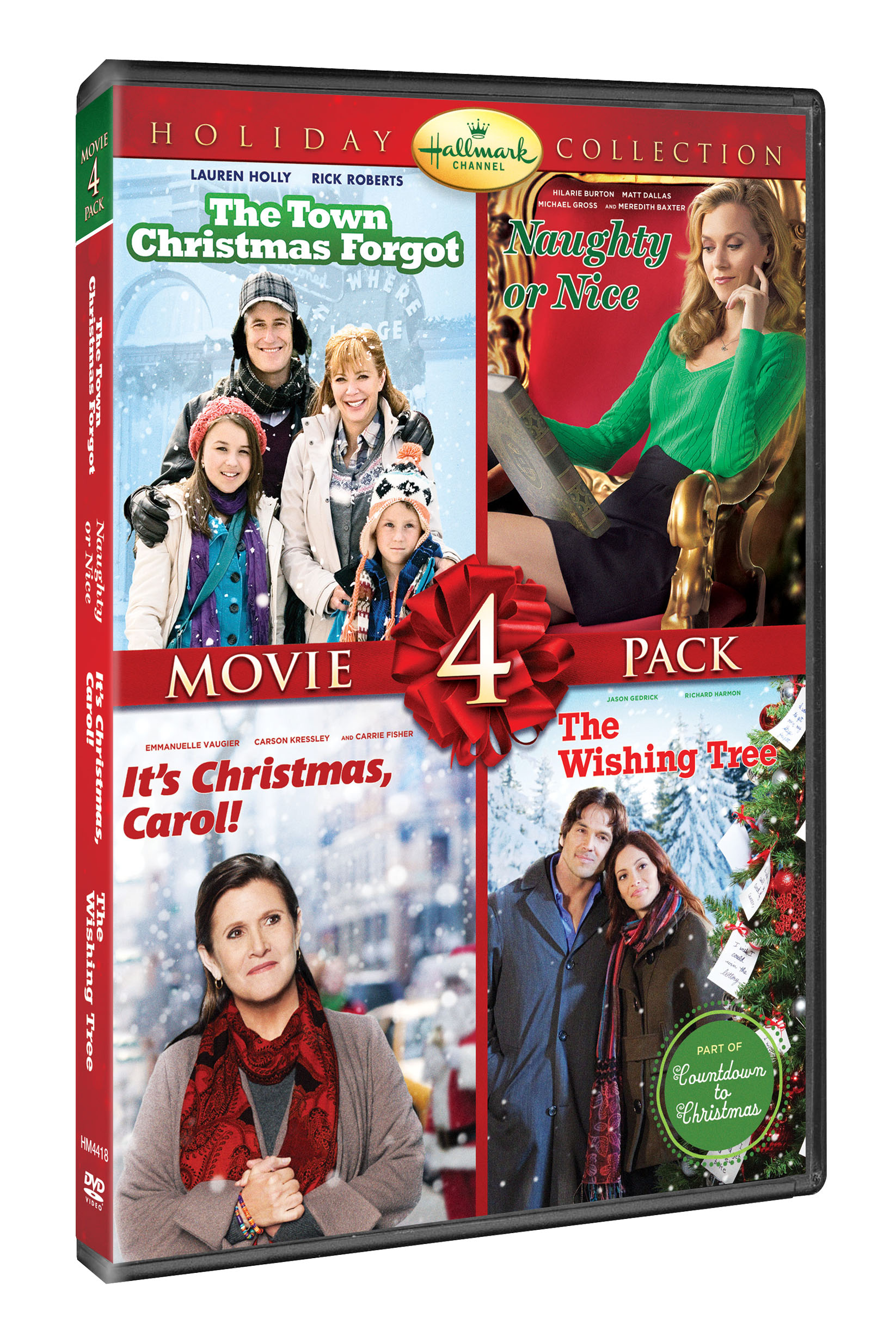 Hallmark Dvd Christmas Collection