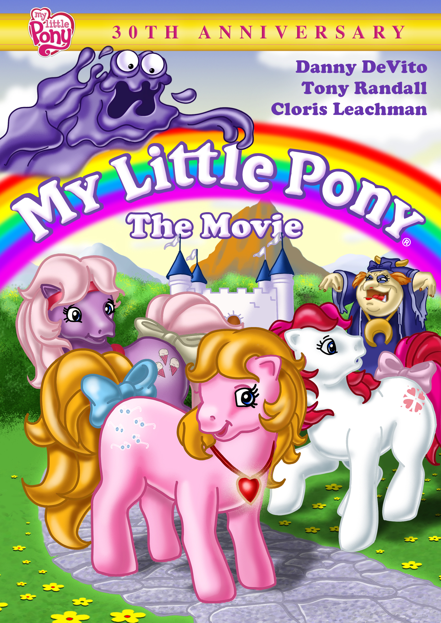 My Little Pony The Movie Original 30th Anniversary
